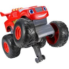 fire trucks monster truck stunt nickelodeon blaze and the monster machines super stunts blaze