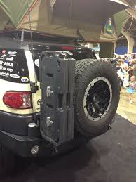 Baja Rack Fj Cruiser Ladder by What Did You Do To Your Fj Cruiser Today Page 1399 Toyota Fj