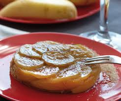 recette cuisine originale ectac gastronomie cuisine recette tarte originale aux pommes