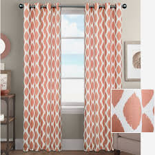 Coral Sheer Curtains Curtain Staggering Coral Sheer Curtains Image Concept Curtain