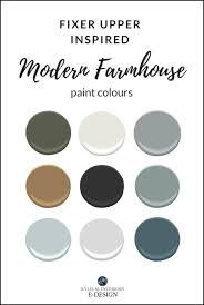 farmhouse kitchen cabinet paint colors the best modern farmhouse paint colours benjamin