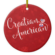 croatian ornaments keepsake ornaments zazzle