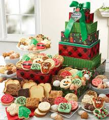 Gift Towers Cookie Towers Send A Gift Tower For Any Occasion Cheryls Com