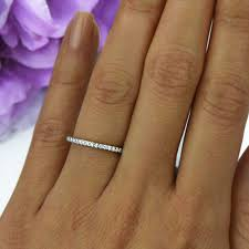 1 5 mm wedding band more sizes small half eternity ring 1 5mm wedding band