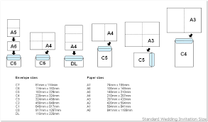 wedding invitations size standard size of invitation card festival tech