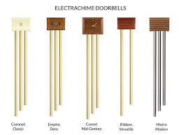 vintage long chime doorbells