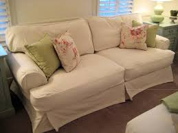 furniture design ideas cottage slipcovered furniture sofa and