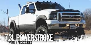 Ford Truck Interior Accessories Ford 7 3l Powerstroke Parts 1999 2003 Xdp