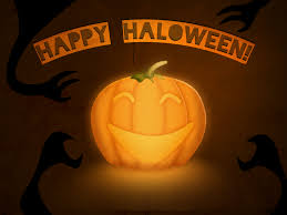 happy halloween background images cute halloween backgrounds wallpapersafari