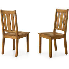 Tuscan Dining Chairs Tuscan Dining Chair Set Of 2 Whiteline Furniture 2bmod Dining