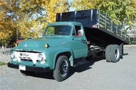 ford 1954 truck 1954 ford f 600 dump truck 161975