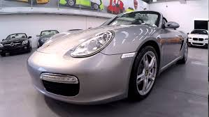 porsche boxster 6 speed manual 2005 youtube