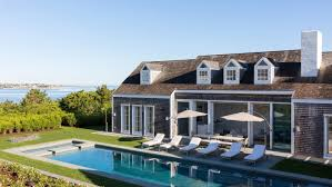 nantucket homes luxury beach residence in nantucket features 12 cottages robb report