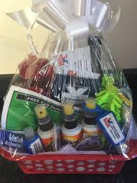 chagne gift basket valvoline car care gift basket with free change up for bids