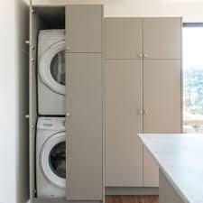 ikea kitchen cabinets laundry room ikea cabinet storage with semihandmade fronts laundry room