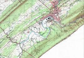 Pennsylvania Wmu Map by Mifflin County Pennsylvania Township Maps