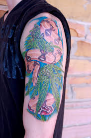 17 best weed tattoo ideas for men easy images on pinterest