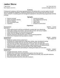 hospitality resume sample amp writing guide genius with 21 amusing