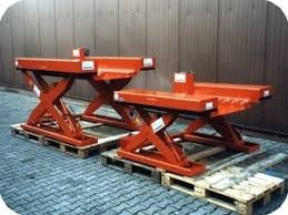 Pallet Lift Table by Pallet Lifts Büter Group