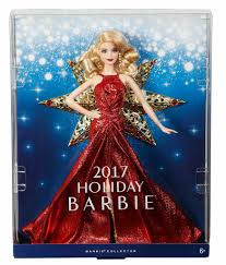 nuova barbie magia delle feste 2017 bionda afro e latina