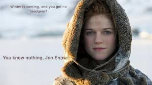 Winter Is Coming Meme - winter is coming must be thrifty
