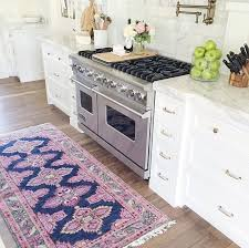 Pink Runner Rug Kitchen Floor Runners Rugs Rug Designs With Best Kitchen Trends