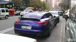 2007 Porsche Panamera Porsche Panamera Turbo 19 October 2016 Autogespot