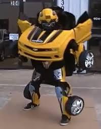 Bumblebee Transformer Halloween Costume 8 Homemade Transformers Costumes Earth Wheel