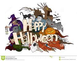 happy halloween free clip art happy halloween doodle stock vector image 57470245