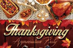 free thanksgiving flyer free psd flyers