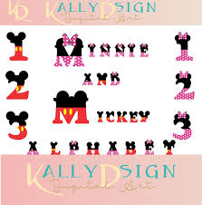 spider web svg mickey ears disney svg svg files alphabet letters minnie mouse