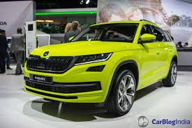 skoda skoda kodiaq india price 27 lakh launch 2017 specs interior