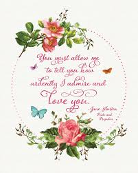 quotes from letting ana go free jane austen quote printables