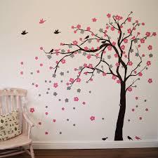 flower sticker wall art download
