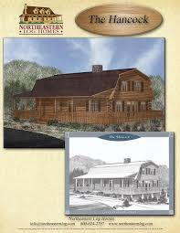 Premier Homes Floor Plans by Premier Log Home Series