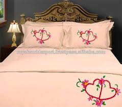 bed sheet quality india china wholesale high quality bedsheets embroidered