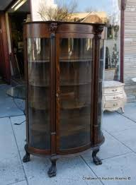 glass curio cabinets hollywood thing