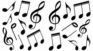 musical notes sticker in clipart panda free clipart images