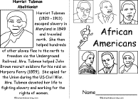 african american history black history month enchantedlearning com