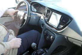 Dodge Dart 2014 Interior Inside The 2013 Dodge Dart Cars Interior And Gauges