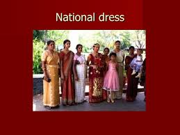 sri lankan national dress sri lanka the pearl of the indian