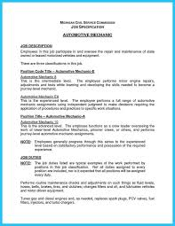 Sample Technician Resume by Automotive Resume Summary 002 Automotive Resume Template Lube