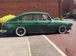 old volkswagen volvo fastback type 3 1971 slammed not vw beetle squareback classic px