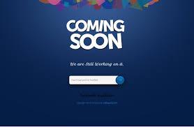 Copyright Html5 Coming Soon Website Jpg