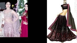 manish malhotra dress sketches youtube