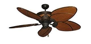 batalie breeze ceiling fan moroccan tropical ceiling fan with wicker blades amazon com