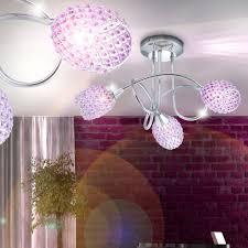 Esszimmer Deckenlampe Wohnzimmer Design Deckenlampe Lila Esszimmer Flur Deckenleuchte