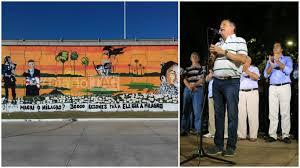 El Mural by Para El Gobierno El Mural Ofende A La Democracia
