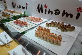 Minado Sushi Buffet by Minami Japanese Grill U0026 Super Buffet South Portland Maine