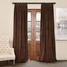 pinch pleats curtains u0026 drapes window treatments the home depot